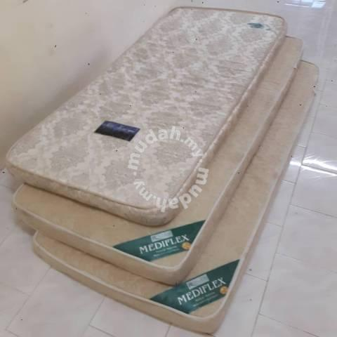 Two Medical Mattresses One Rubberfoam Bed Bath For Sale In