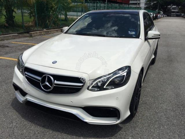 Mercedes Benz Facelift W212 E63 S AMG Conversion