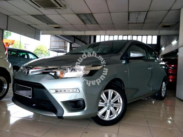 Cars That Start With J >> Push Start 2015 Toyota Vios 1 5 J A Muka0 Cars For Sale In Johor Bahru Johor