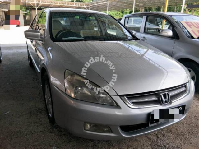 2004 Honda Accord For Sale >> 2004 Honda Accord 2 0 Vti A