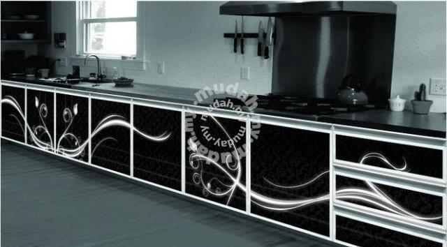Aluminium Kabinet Dapur