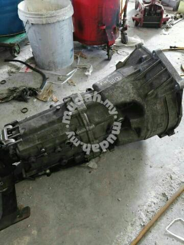 Bmw 6 speed manual gearbox