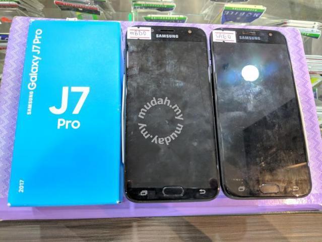 Samsung Galaxy J7 Pro LTE 4G 3GB Ram 32GB -Fullset - Mobile Phones &  Gadgets for sale in Tampoi, Johor