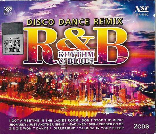 CD Disco Dance Remix Rhythm And Blue R&B 2CD - Music/Movies/Books/Magazines  for sale in Semenyih, Selangor