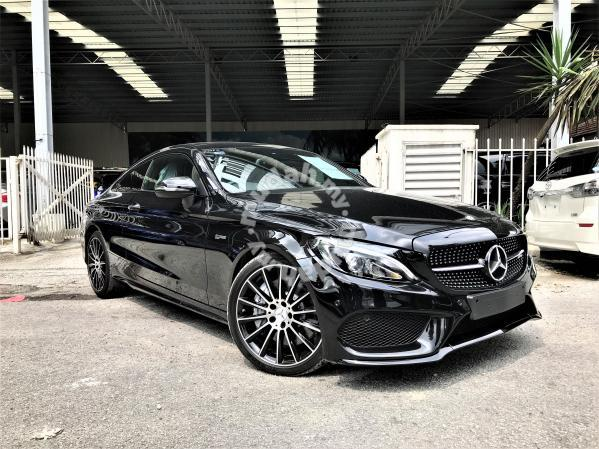 2017 Mercedes Benz C43 Amg Coupe 3 0 Biturbo 4mati Cars For Sale In Others Kuala Lumpur