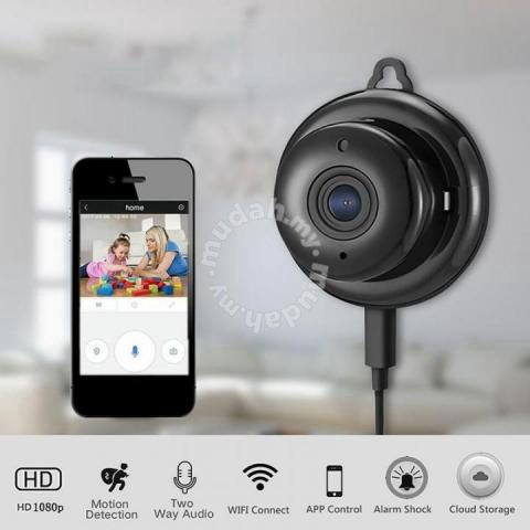 V380 1080p Mini Wireless Wifi Smart IP CCTV Camera - Cameras & Photography  for sale in Sri Petaling, Kuala Lumpur