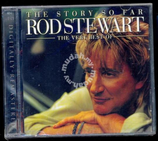Rod Stewart The Story So Far The Very Best New CD -  Music/Movies/Books/Magazines for sale in Others, Sabah