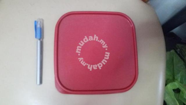 Tupperware Replacement Lids Mm Square Home Appliances Kitchen