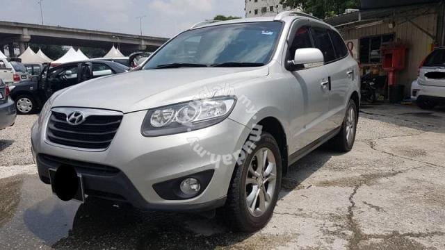 2012 Hyundai Santa Fe 2.2 CRDI (A) Low Mileage   Cars (12 Photos) For Sale  In Cheras, Kuala Lumpur