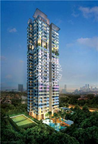 PRE LAUNCH New Launch Condo in Pandan Jaya near Tesco Ampang *FREEHOLD -  Apartments new property in Pandan Jaya, Kuala Lumpur