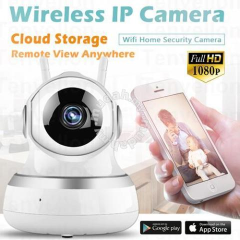 CARE HOME 720p WiFi P2p cloud Ip Ptz Cctv Camera - Cameras & Photography  for sale in Jelutong, Penang