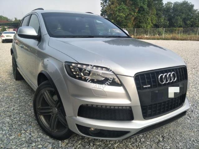 2013 Audi Q7 3 0 TDI QUATTRO S-LINE (A)TIP TOP - Cars for sale in Kajang,  Selangor