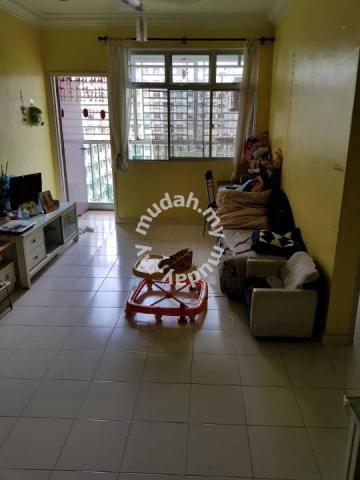 Villa Krystal Apartment (Renovated) Can Full Loan   Apartments For Sale In  Johor Bahru, Johor