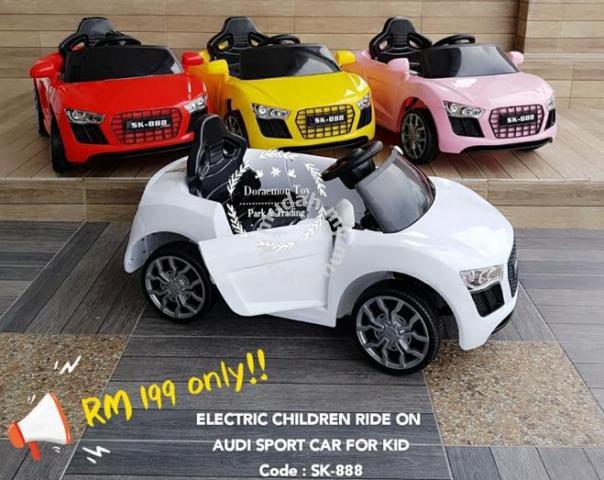 Electric Children Ride On Audi Sport Car For Kid   Moms U0026 Kids For Sale In  Senawang, Negeri Sembilan