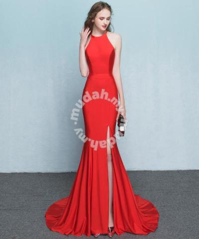 Red prom dinner wedding dress gown RBP0116 - Clothes for sale in ...
