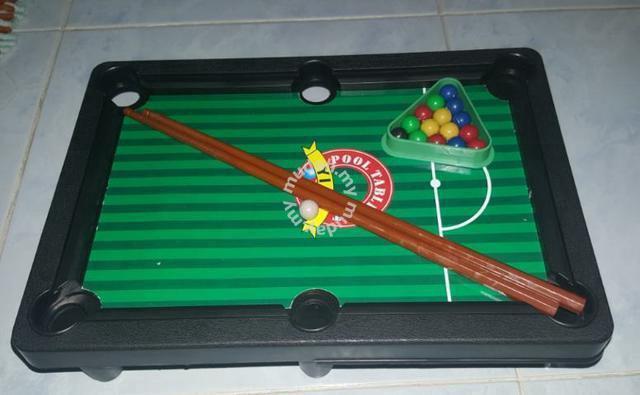 Pool Table Games for Kids - Moms & Kids for sale in Wangsa Maju, Kuala  Lumpur