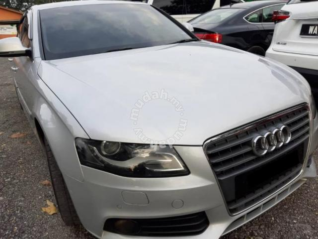 Audi A4 18 Tfsi S Line B8 Paddleshift Likenew Cars For Sale In