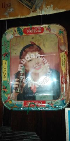 Vintage Coca - Cola Tray made USA - Hobby & Collectibles for sale in