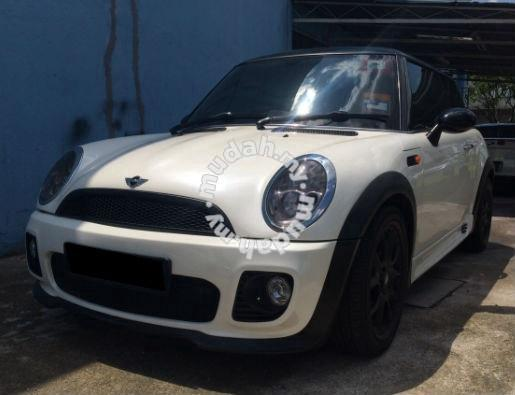 mini cooper r53 convert to r56 jcw bodykit car accessories parts for sale in kota damansara. Black Bedroom Furniture Sets. Home Design Ideas