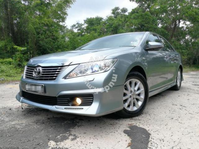 Wonderful 2014 Toyota CAMRY 2.0 G SPEC BLACK SEAT FULOAN(A)   Cars For Sale In  Skudai, Johor