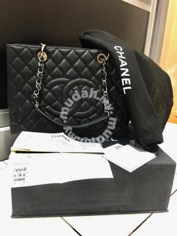 0497c528fd8d Chanel Bag Black Caviar - Bags & Wallets for sale in Puchong, Selangor
