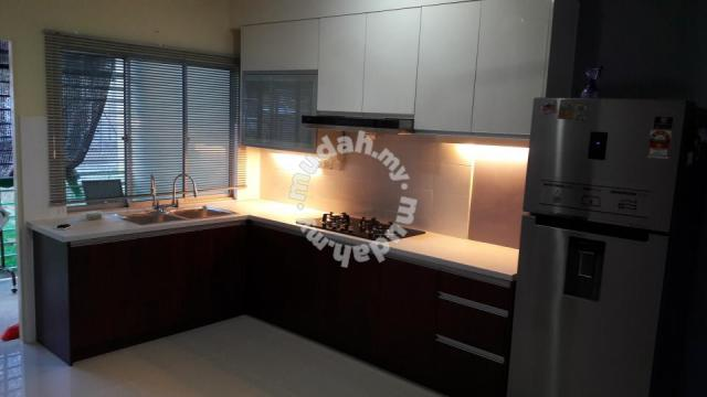 Kabinet Dapur Kitchen Cabinet Furniture Decoration For In Kuching Sarawak