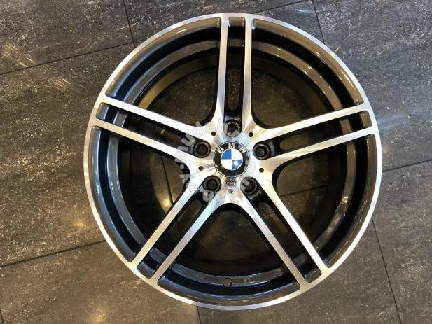 Bmw E90 M Performance 19 Style 313 Rims Genuine Car