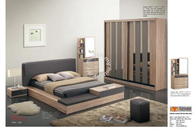 Tatami Bedroom Set (free Queen Mattress)   Furniture U0026 Decoration For Sale  In Klang, Selangor