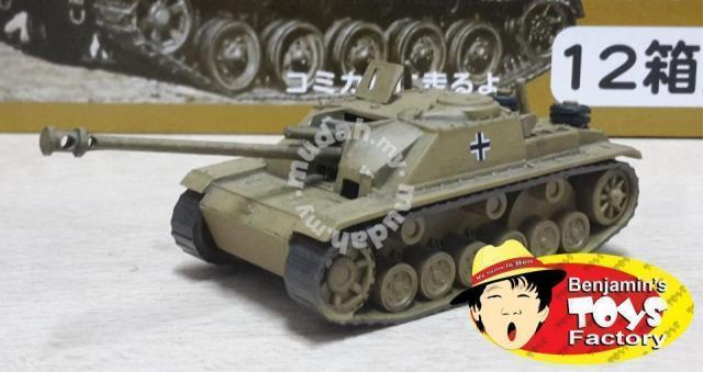 Germany Model - Military's Tank Car 7 - Hobby & Collectibles for sale in  Klang, Selangor