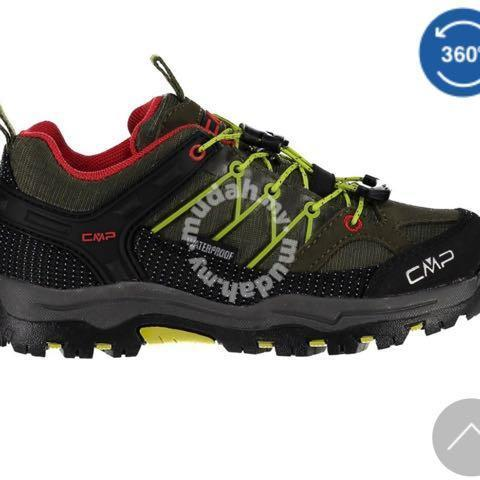 767d1400bf7b CMP Rigel WP hiking/trekking shoes - Sports & Outdoors for sale in Subang  Jaya, Selangor