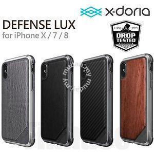 sale retailer e9c7e e3eed X-Doria Defense Lux Case for iPhone X/iPhone XS - Accessories for Phones &  Gadgets for sale in Bangsar, Kuala Lumpur