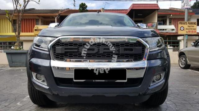 Ford Ranger 2015 Grill Facelift Front Grille Thai Car Accessories Parts For Sale In Cheras
