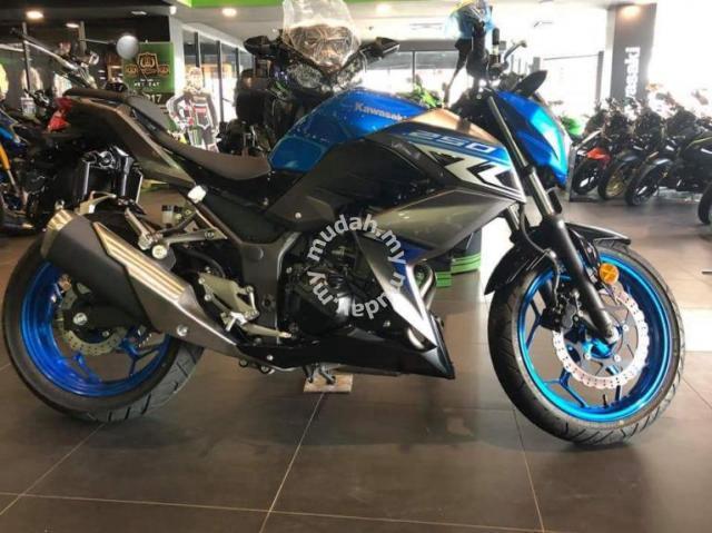 Kawasaki Z250 Z 250 Harga Termurah Motorcycles For Sale In Tampoi