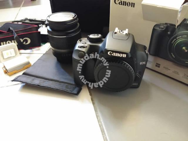 Camera canon - Cameras & Photography for sale in Putatan, Sabah