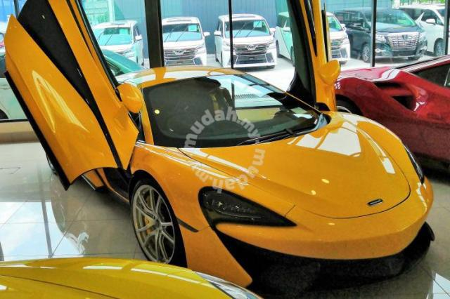 Mclaren For Sale >> 2017 Mclaren 540c 3 8 A Only 1 In Malaysia Cars For Sale In Cheras Kuala Lumpur