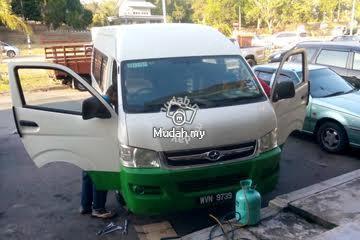 Perkhidmatan Van dan MPV