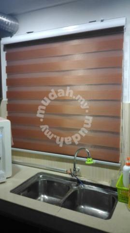 Roller Blind Untuk Dapur Tingkap Furniture Decoration For In Others Selangor
