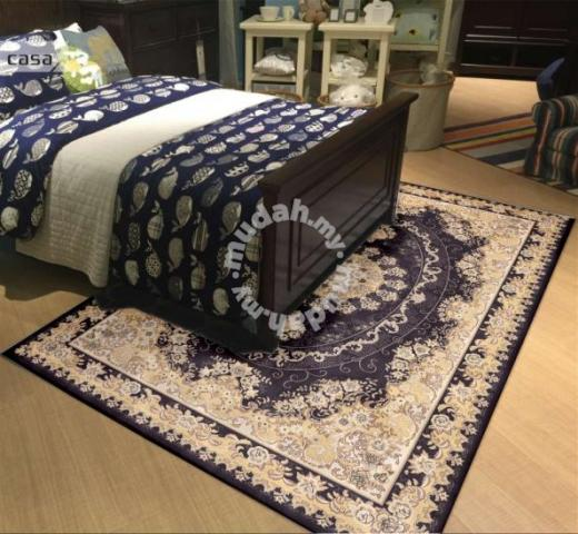 European carpet living room European pastoral - Furniture & Decoration for  sale in Kajang, Selangor