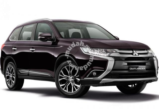 2018 Mitsubishi Outlander 4wd Suv Super Disc0unt Cars For In Others Kuala Lumpur