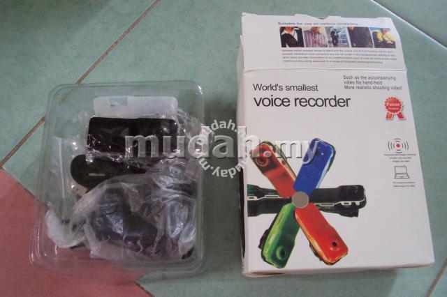 Smallest Mini DV Camcorder  - Image