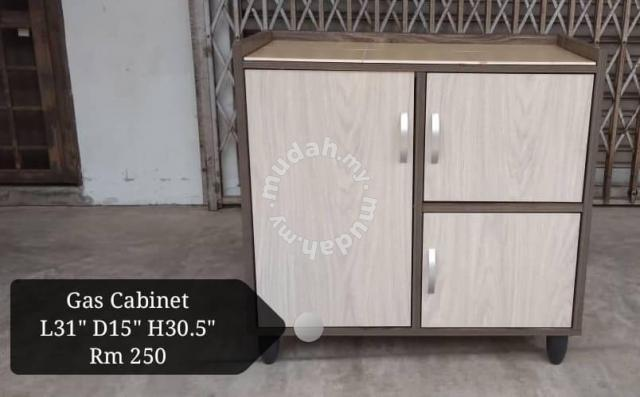 New 1 8 2019 Gas Cabinet Furniture Decoration For Sale In Johor