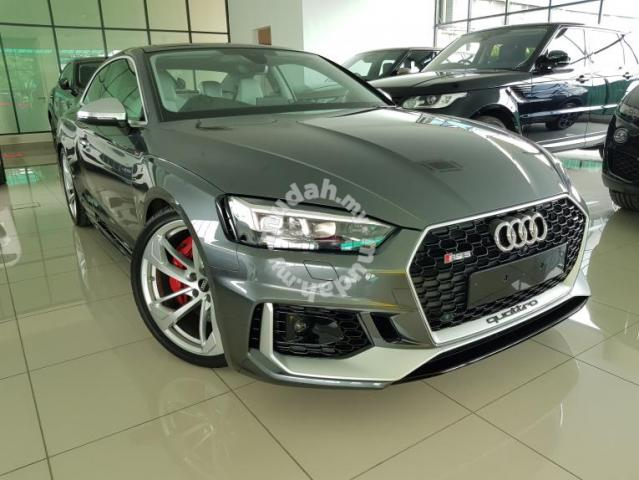 2017 Audi Rs5 3 0 Twin Turbo V6 Tfsi Quattro Unreg Cars For Sale