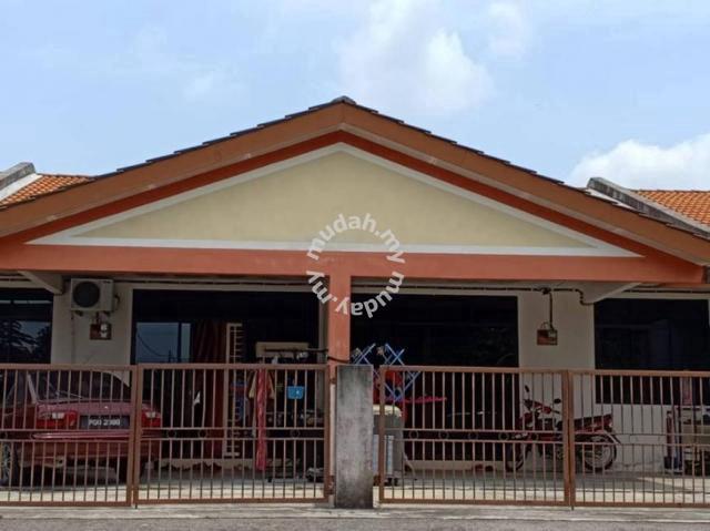 Rumah Teres Satu Tingkat Taman Lagenda Houses For In Padang Serai Kedah