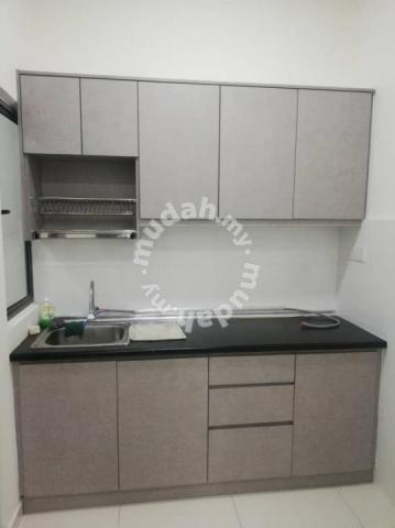 Season Garden 4rooms 900sf Special Layout Fully Kitchen Cabinet Apartments For Rent In Wangsa Maju Kuala Lumpur