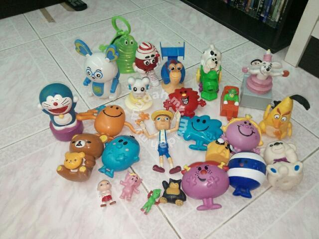 Opinion, happy meal toys collectors could not