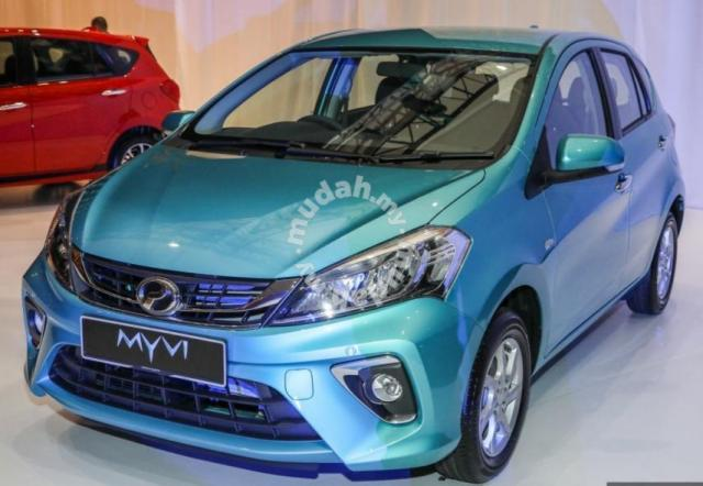 2018 Perodua MYVI 1.3 PREMIUM X (A) - Cars for sale in
