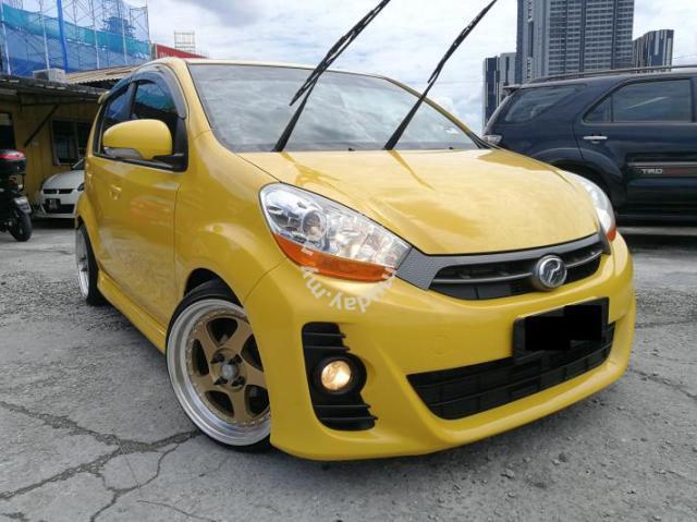 2013 Perodua MYVI 1.5 SE ZHS (A) NICE SPORTRIMS - Cars for