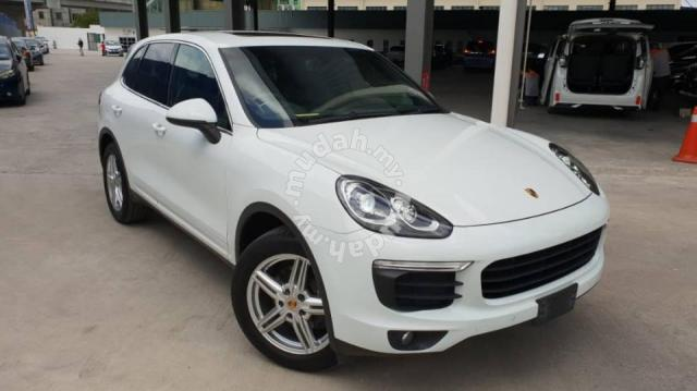Lowest Price Facelift 2017 Porsche Cayenne 3 6 Cars For In Old Klang Road Kuala Lumpur