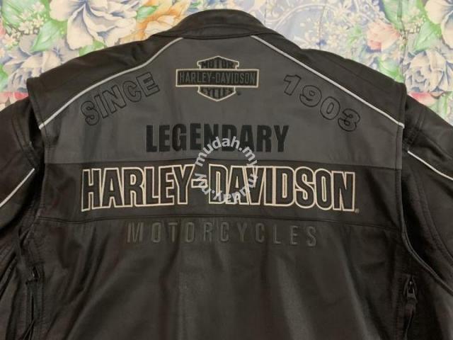Jaket Harley - Motorcycle Accessories   Parts for sale in Bangsar ... ea8ebfdf34