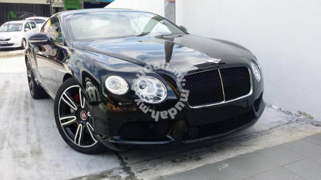 Bentley Continental 40 Gt V8 Mulliner Specs Cars For Sale